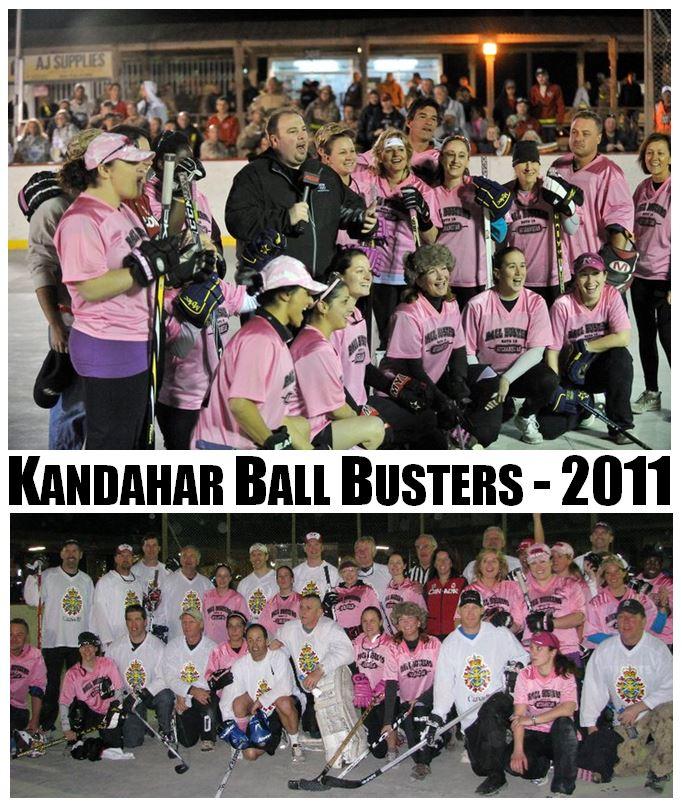 Kandahar Ball Busters